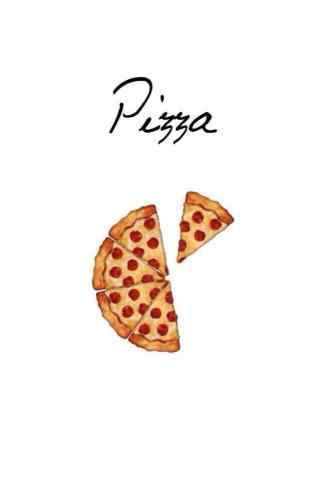 花式披萨图片手机壁纸