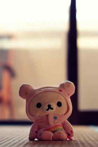 唯美小清新轻松熊