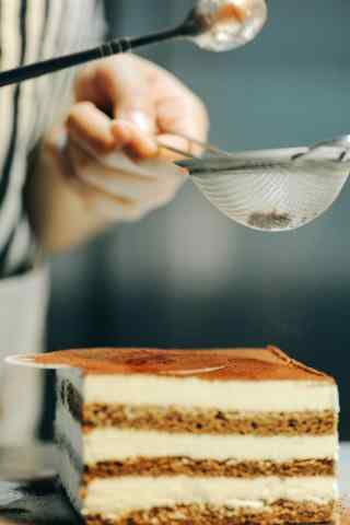 提拉米苏蛋糕制作