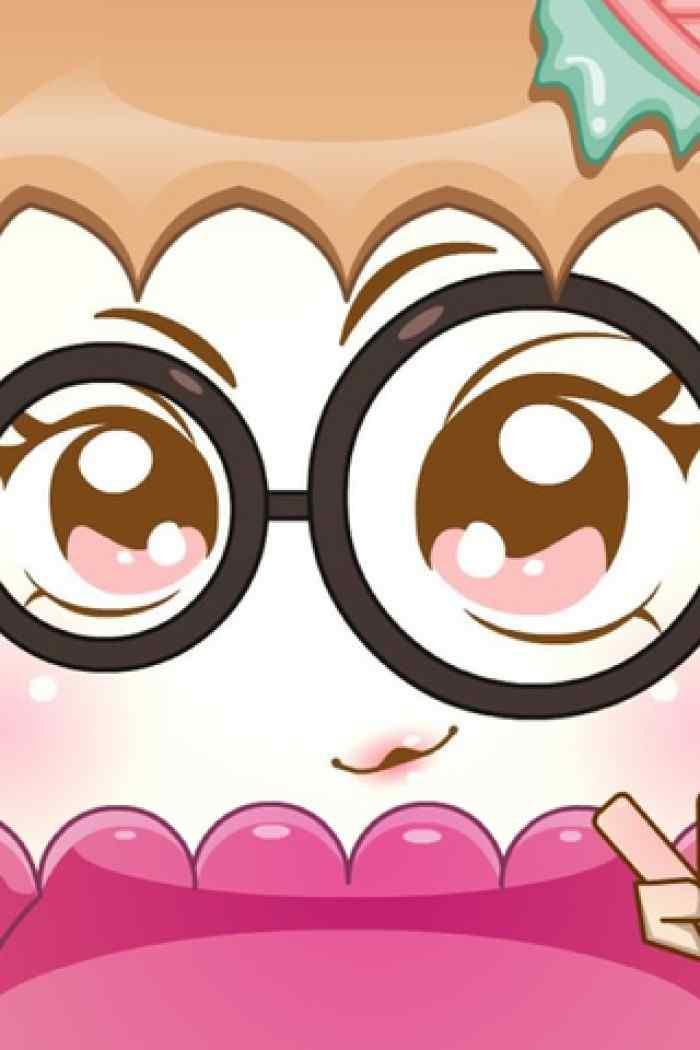 可爱卡通表情手机壁纸_可爱壁纸