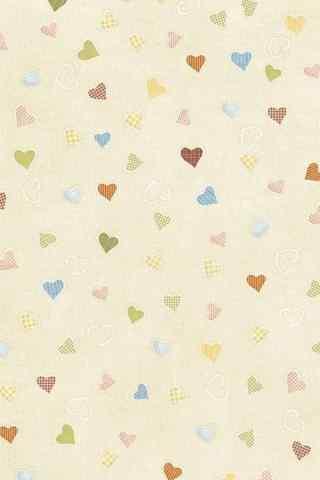 可爱简约爱心手机壁纸