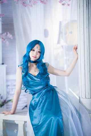 美少女战士之cosplay海王满手机壁纸