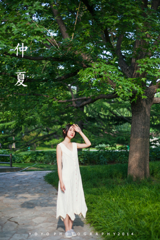 日系清纯美少女手机壁纸