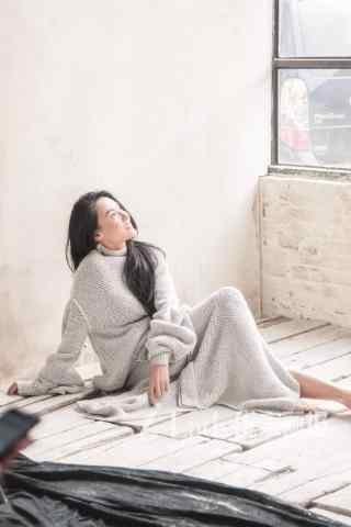 张柏芝时尚杂志手机壁纸