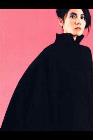 王菲个性时尚写真图片手机壁纸