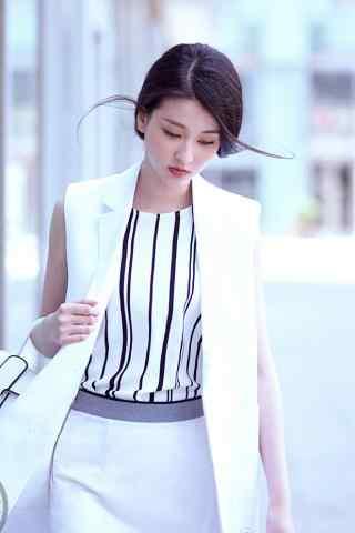 干练时尚的乔欣街