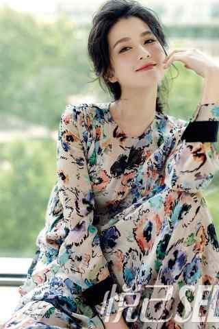 时尚可爱妩媚乔欣
