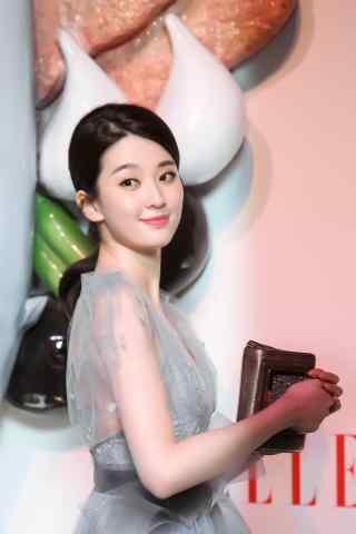 喬(qiao)欣參加時尚(shang)晚宴手機壁紙