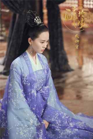 醉玲珑电视剧刘诗诗美丽手机壁纸