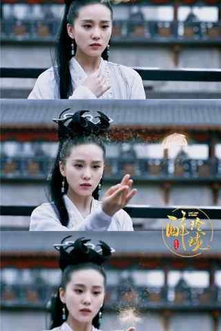 醉玲珑刘诗诗巫女