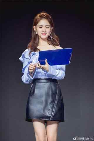 可爱少女陈瑶手机壁纸