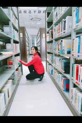 开学季之图书馆美