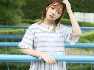 清純(chun)少女(nv)少女(nv)辮娃娃衣美女(nv)蘿莉(li)雙馬尾(wei)甜美戶外攝(she)影寫真(zhen)