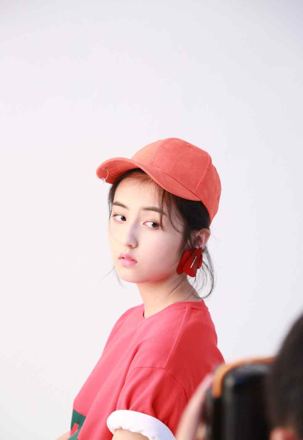 张子枫时尚写真图片