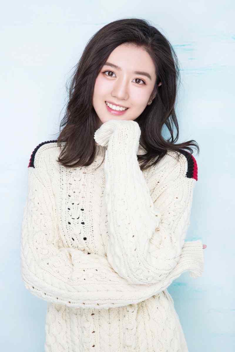 李凯馨青春时尚图片
