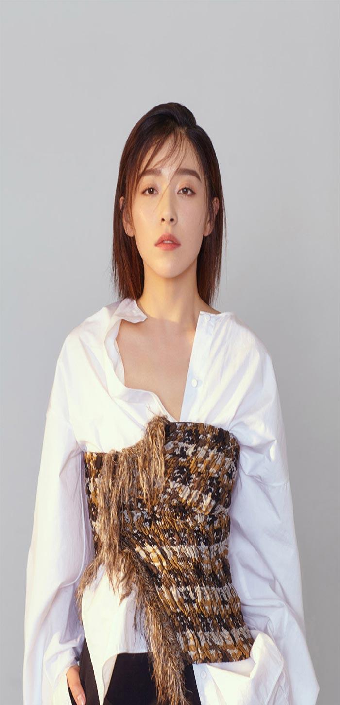 阚清子性感时尚写真高清手机壁纸