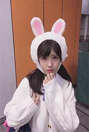 賴美雲(yun)兔(tu)子頭萌萌的超清唯美壁紙圖片