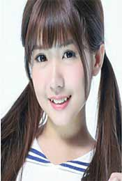 賴美雲雙(shuang)馬尾學生服可愛超清唯美壁紙圖片(pian)