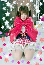 賴美雲(yun)動漫cosplay可愛迷人(ren)高清壁紙圖片