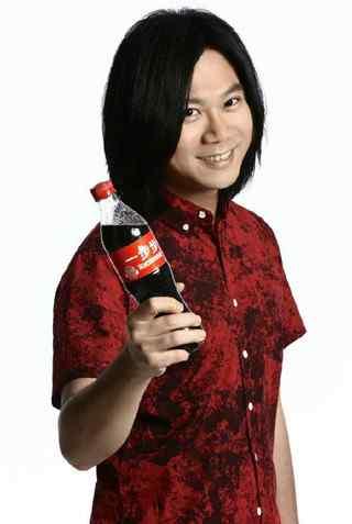 五月天玛莎之可口可乐广告图手机壁纸