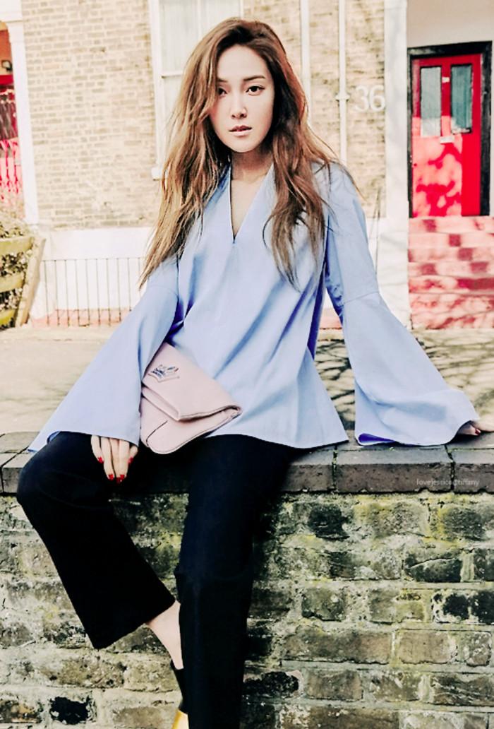 郑秀妍时尚写真图片手机壁纸第八辑