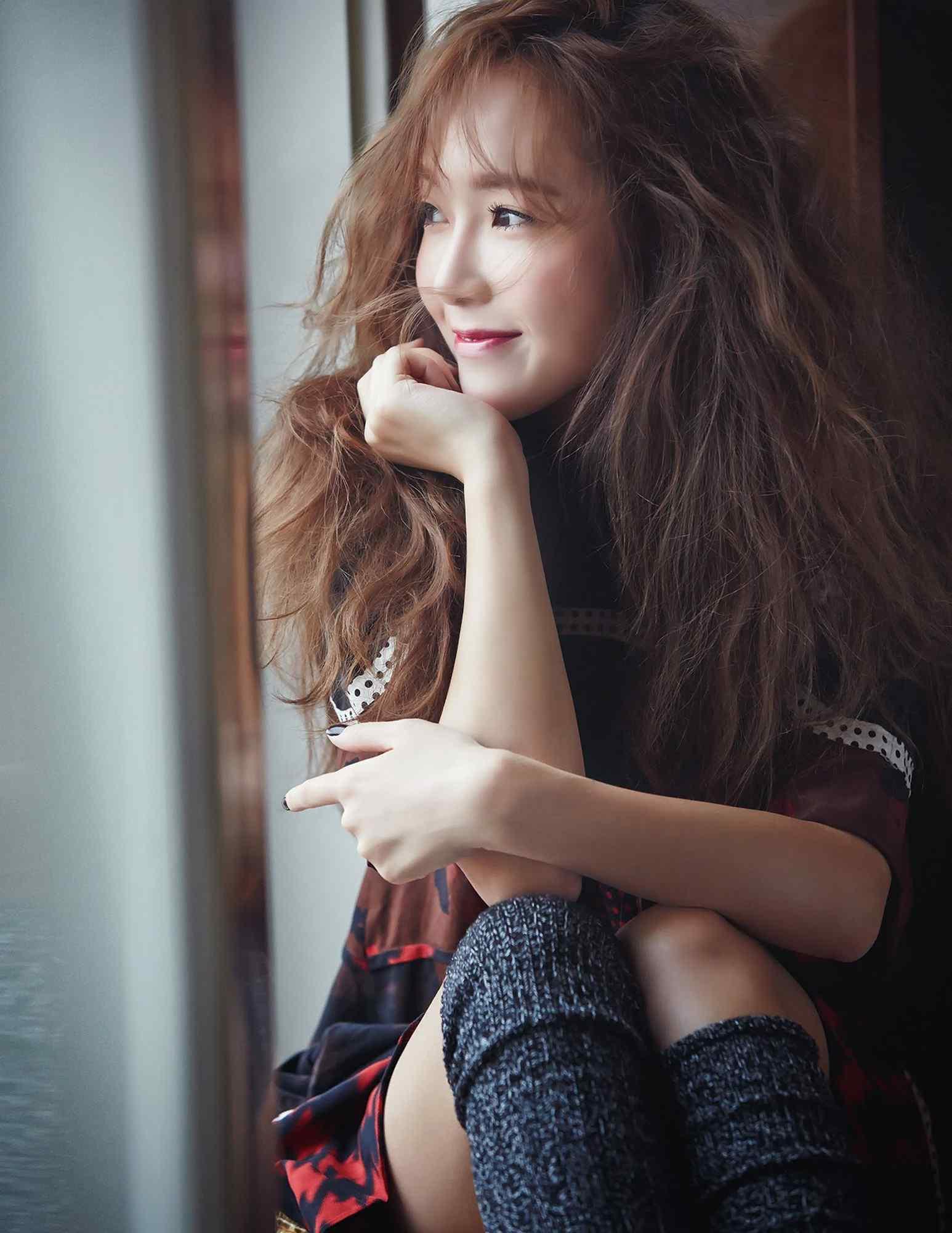 郑秀妍时尚写真图片手机壁纸第五辑(5张)
