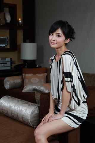 蔡卓妍写真图片手机壁纸 七