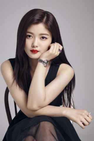 韩国美少女金裕贞写真图片手机壁纸