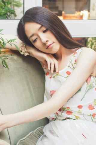 美女明星郭碧婷写真图片手机壁纸第三辑