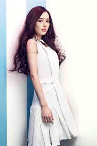 美女明星郭碧婷写真图片手机壁纸第五辑