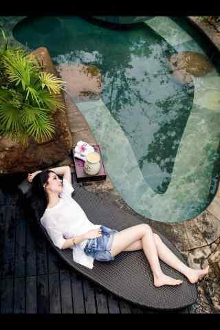 美女明星郭碧婷写真图片手机壁纸第六辑