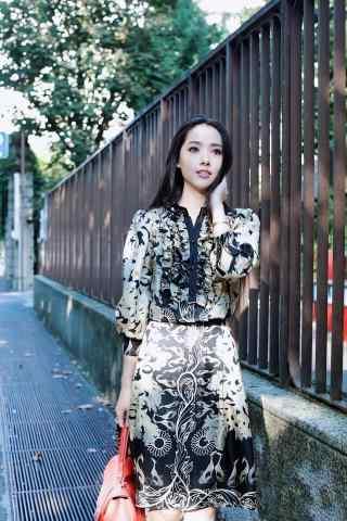 美女明星郭碧婷时尚写真图片手机壁纸