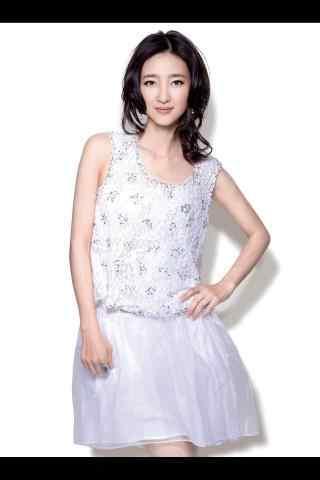 王丽坤时尚写真图片手机壁纸
