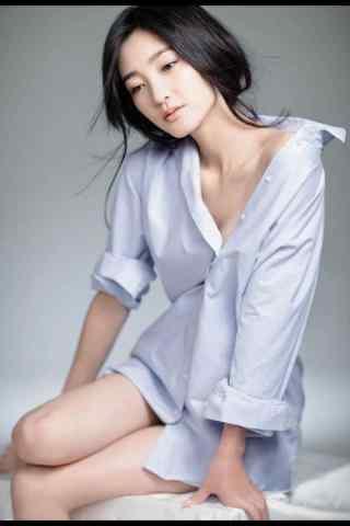 王丽坤时尚写真手机壁纸