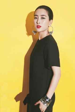 马苏时尚女王范写真图片