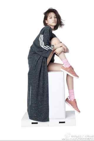 水原希子时尚造型
