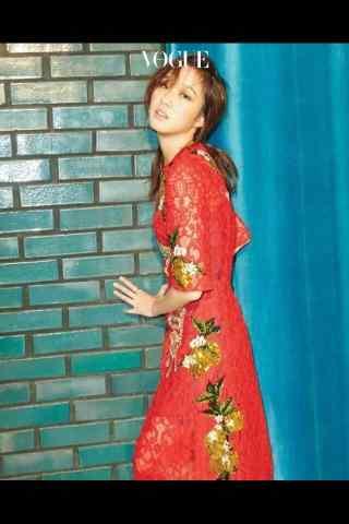 金高银时尚杂志手机壁纸