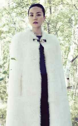 王菲时尚帅气写真图片手机壁纸
