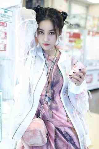 张馨予可爱甜美笑