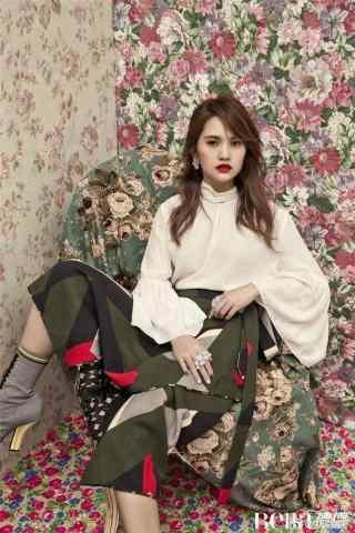 美女歌手杨丞琳手