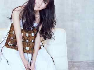 谢娜性感魅惑时尚大片写真图片