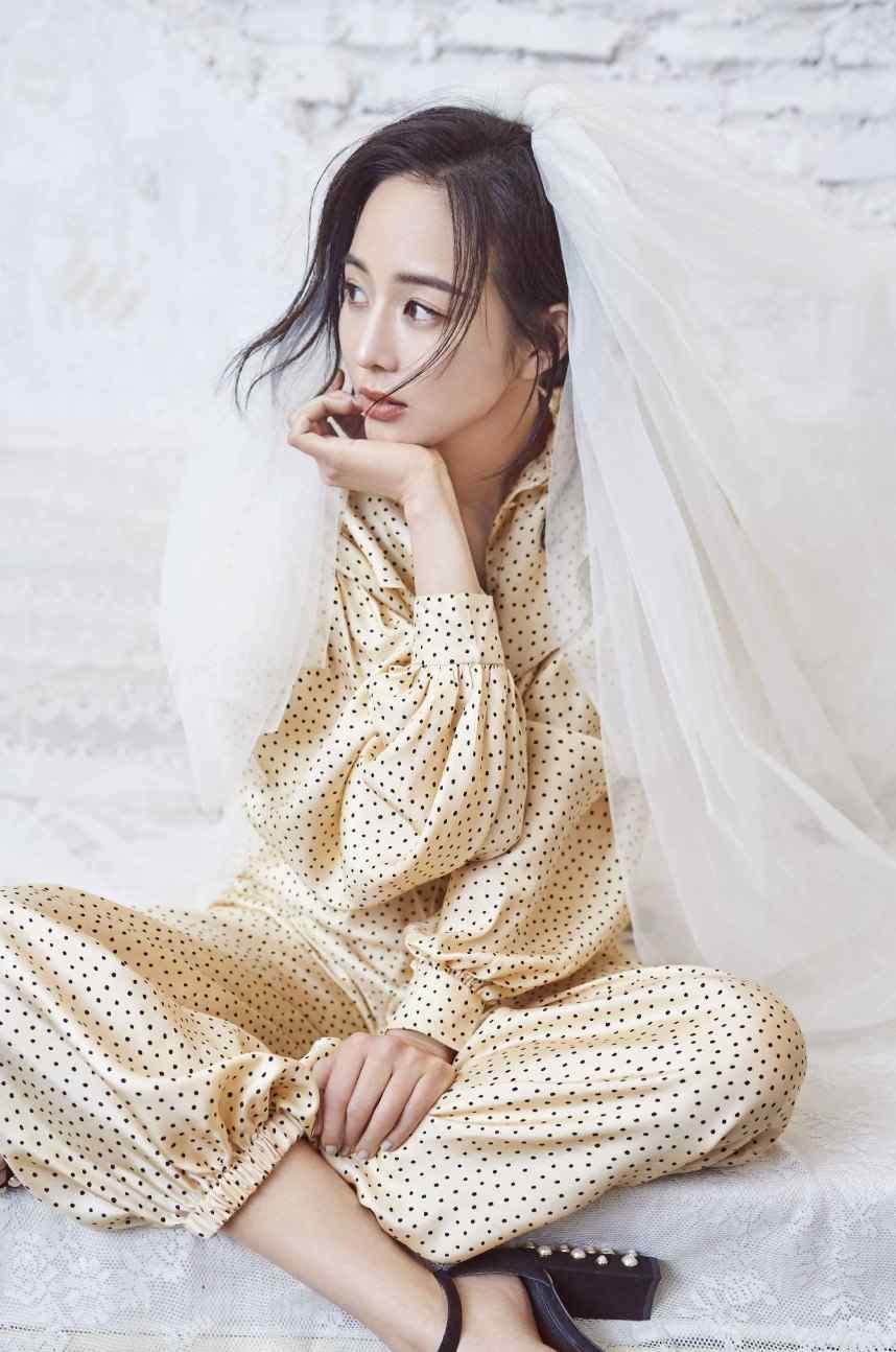 张钧甯优雅迷人时尚杂志写真图片