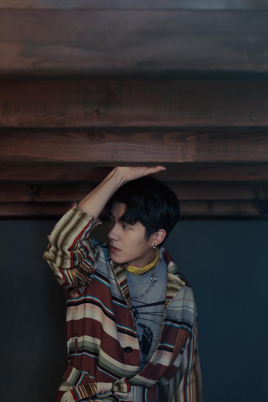 刘昊然多变风格时尚杂志写真