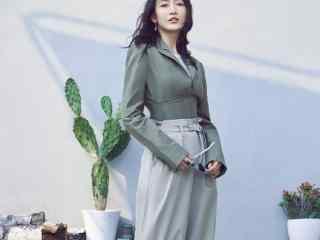 王鸥魅力时尚杂志图片