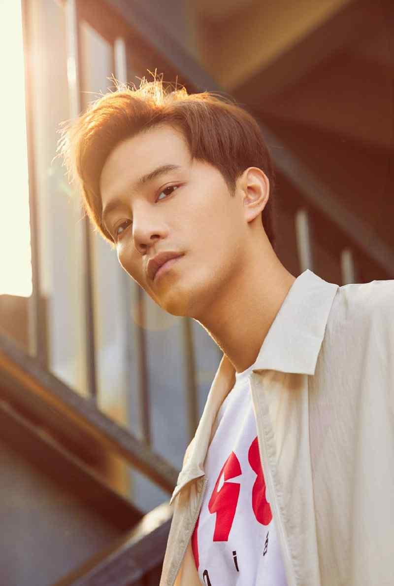 徐志贤型男风格写真高清壁纸