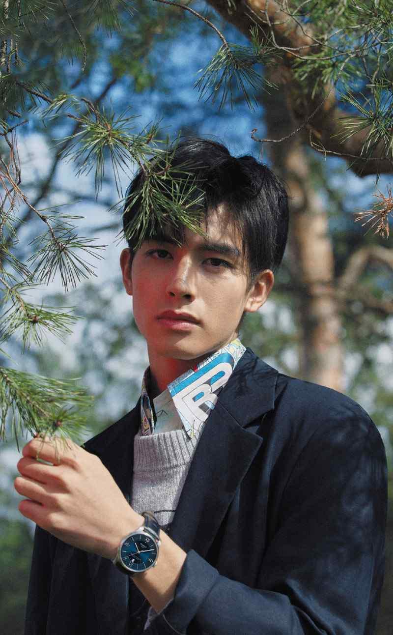 宋威龙秋季时尚写真图片
