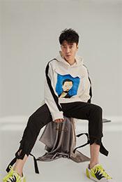 张丹峰型男帅气写真图片