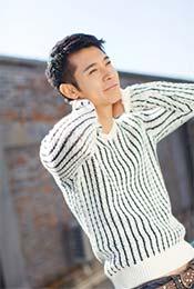 张丹峰时尚写真图片