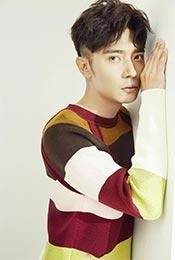 张丹峰秋季暖男风时尚写真图片