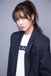 宋妍霏酷炫时尚帅